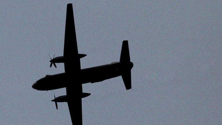 Разбился пассажирский самолет Ан-26