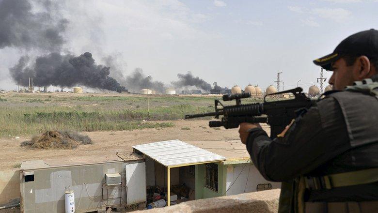 ВИраке убит предполагаемый житель  Российской Федерации , который был одним изглаварей ИГИЛ