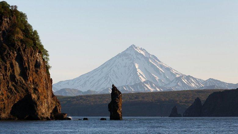 Два человека могли попасть под сошедшую свулкана лавину наКамчатке— МЧС
