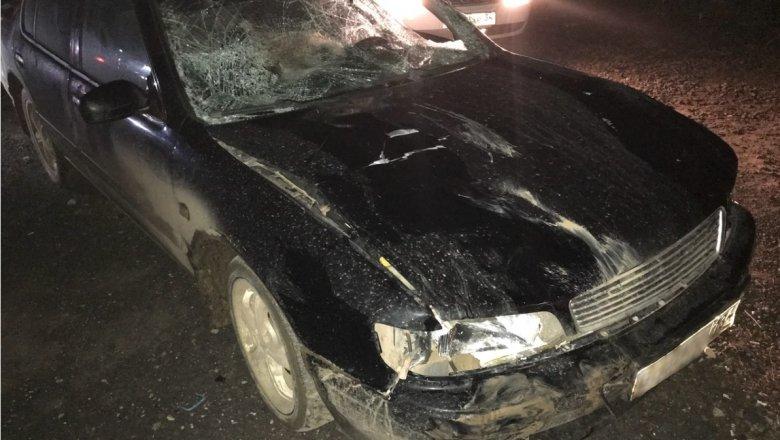 В Средней Ахтубе пьяный лихач влетел в толпу: погибла волжанка