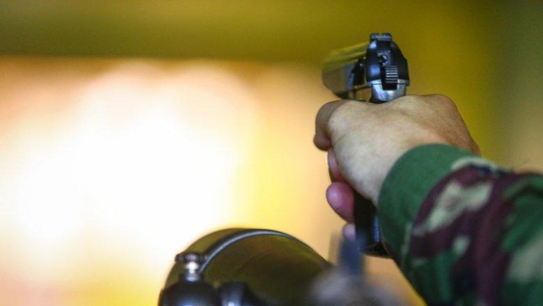 Напавший на строение ФСБ вХабаровске умер отрикошета собственной пули