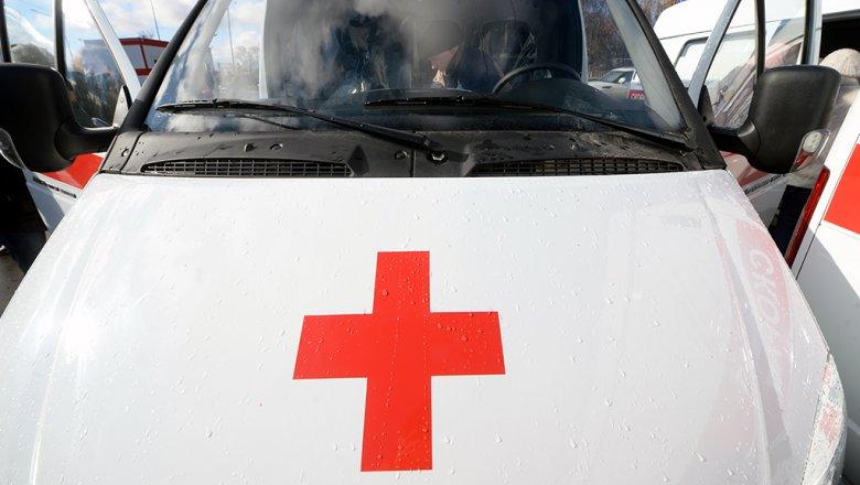 Лексус столкнулся савтобусом вДнепропетровской области