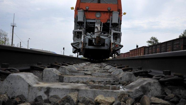 Научастке Транссиба вАмурской области сошли срельсов два локомотива
