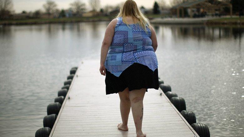 Ожирение старит мозг надесять лет