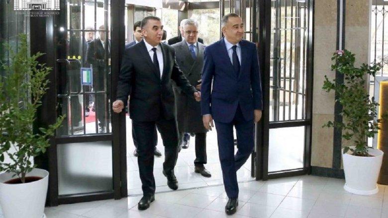 В Ташкенте открылся «Пойтахт банк»