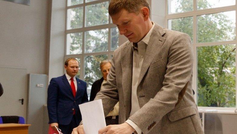 Максим Решетников вступит вдолжность губернатора 18сентября