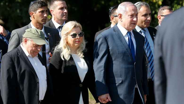 Нетаньяху заверил, что его жена не хотела оскорбить Украину