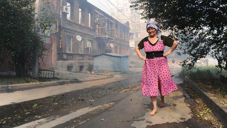 Ростовским погорельцам неразрешили восстанавливать дома