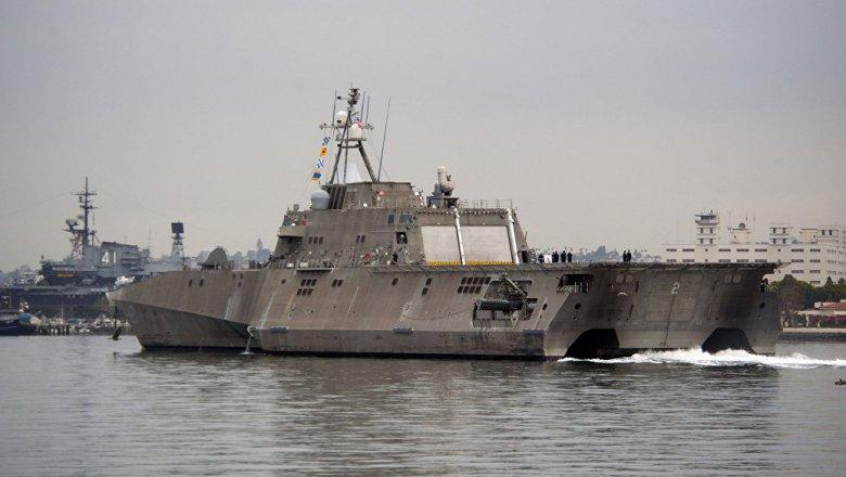 «Плавучая куча мусора»: вСША оценили боевые корабли LCS