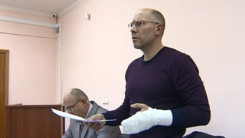 Генпрокуратура  требует отнять  Рудникова статуса депутата