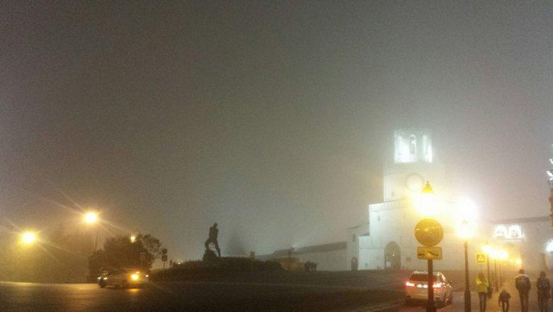 Синоптики прогнозируют 14ноября вТатарстане иКазани сильный ветер