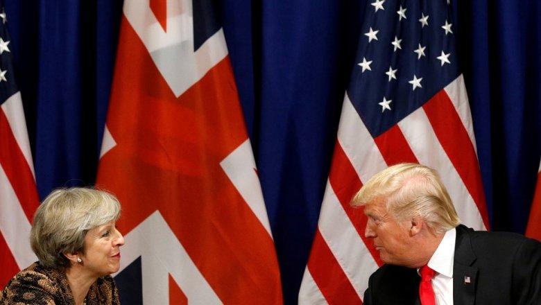 Руководитель  английского  МИД обвинил мэра Лондона вдестабилизации отношений сСША