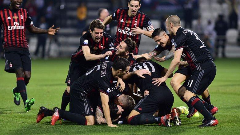 Гол Деулофеу спас «Милан» отпоражения «Аталанте»