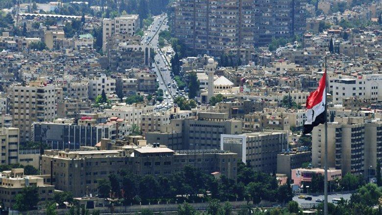 Посольство Российской Федерации вДамаске подверглось минометному обстрелу. Нанесен «материальный ущерб»