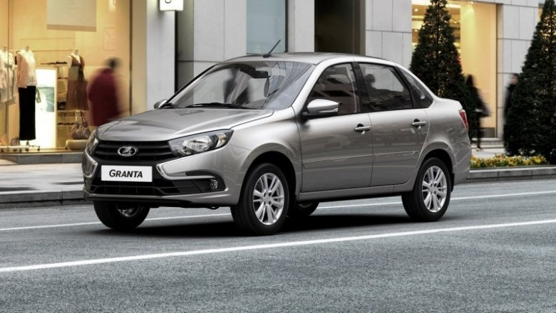 Назван топ-10 самых дешёвых авто в РФ