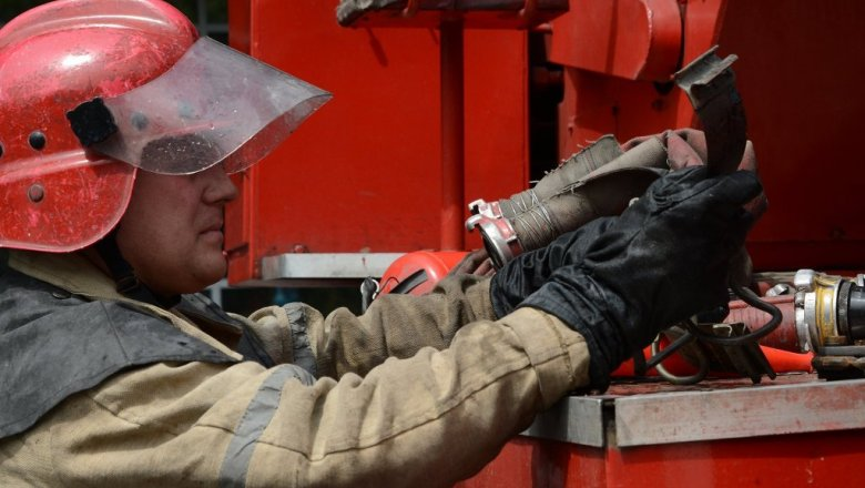Пожар намебельном складе вИстре локализован