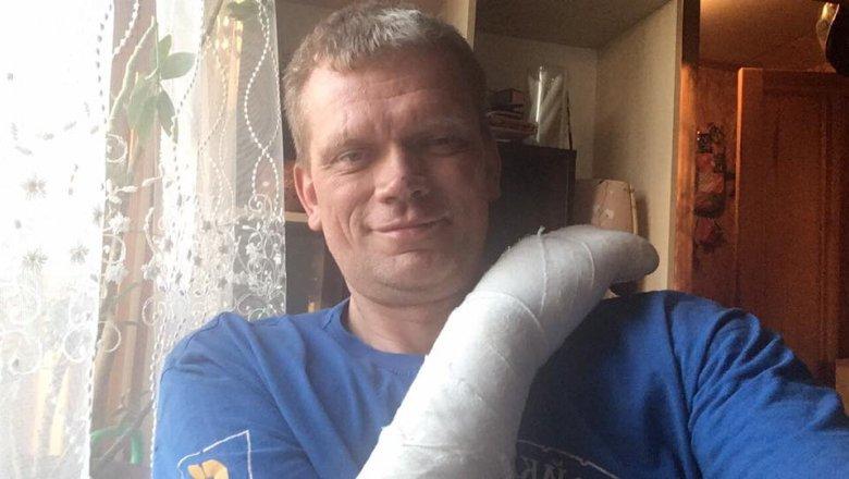 Экс-министр Швайка поломал руки иноги вжутком ДТП