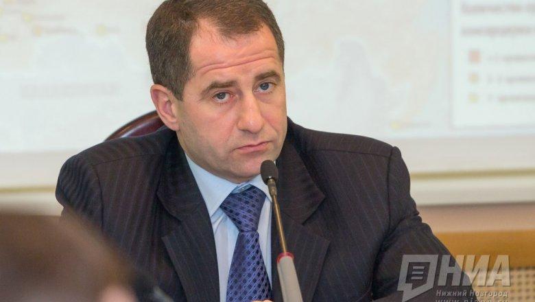 Состоялась церемония представления врио губернатора Нижегородской области