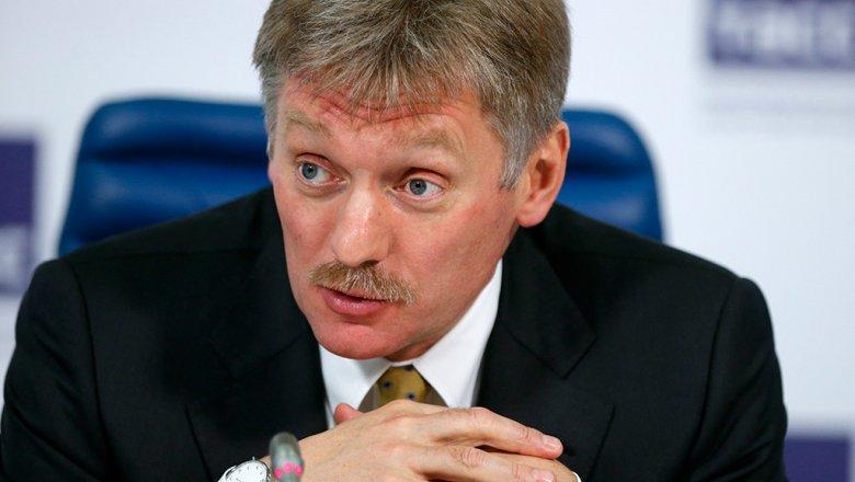 Песков: Путин действительно одобрил проектирование ВСМ между Москвой и Петербургом