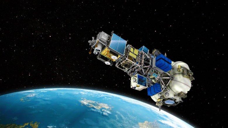 Ракета-носитель «Союз-2.1а» доставит наорбиту рекордное для Российской Федерации количество спутников