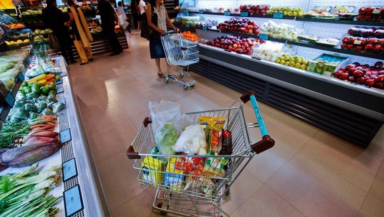 Названы лидеры январского увеличения цен напродукты вПетербурге