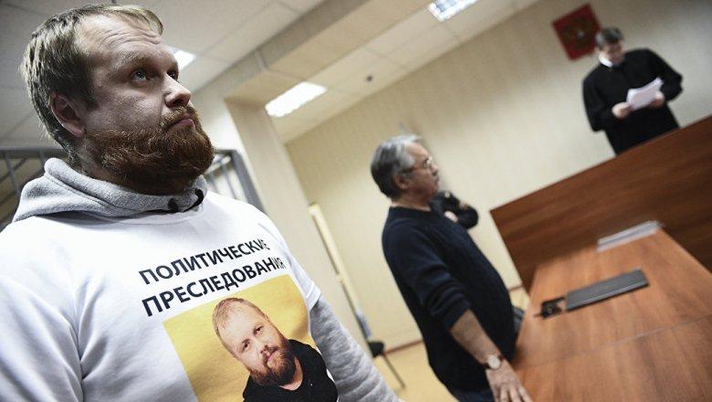 Националист Демушкин отправится вколонию надва года