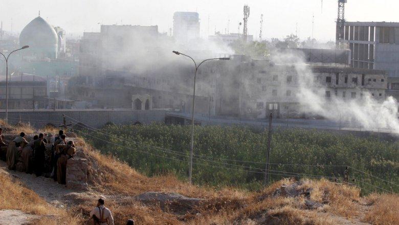Минобороны России обвинило коалицию вгибели мирных иракцев