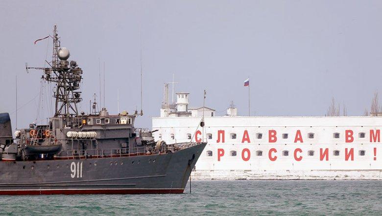 ВВМС раскрыли настоящую причину событий минувшего года — Крым стал жертвой