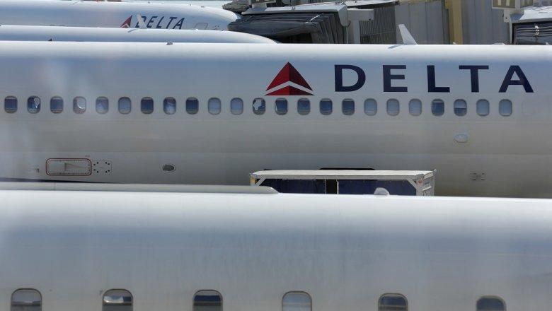 Delta Airlines приостанавливает прямые полеты вРоссию домая 2017 года