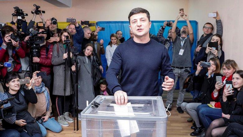 Зеленский составил более для Порошенко список дел: Выборы вУкраинском государстве