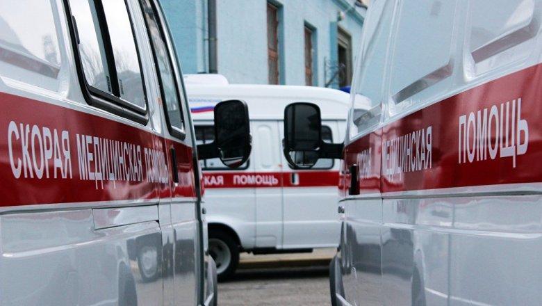 Автобус «Чебоксары— Москва» столкнулся сфурой вНижегородской области: необошлось без жертв