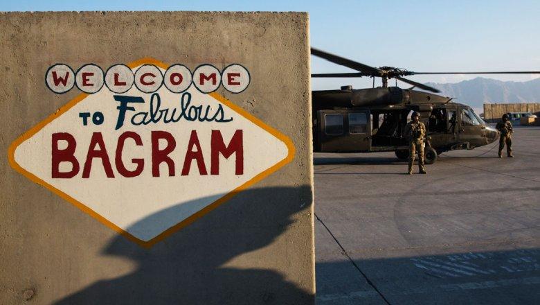 Набазе НАТО вАфганистане прогремел мощнейший взрыв, необошлось без жертв