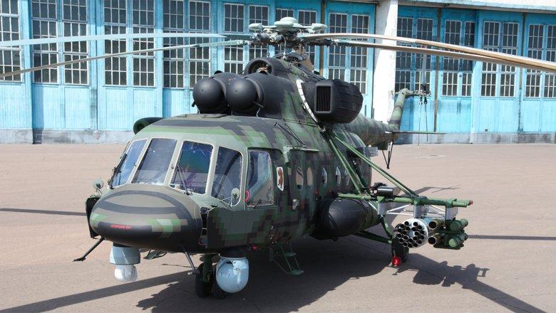 Россия испытала летающую боевую машину десанта