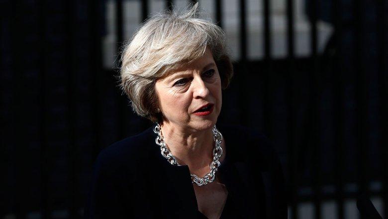Британская милиция сказала о предотвращении вероятного покушения наТерезу Мэй