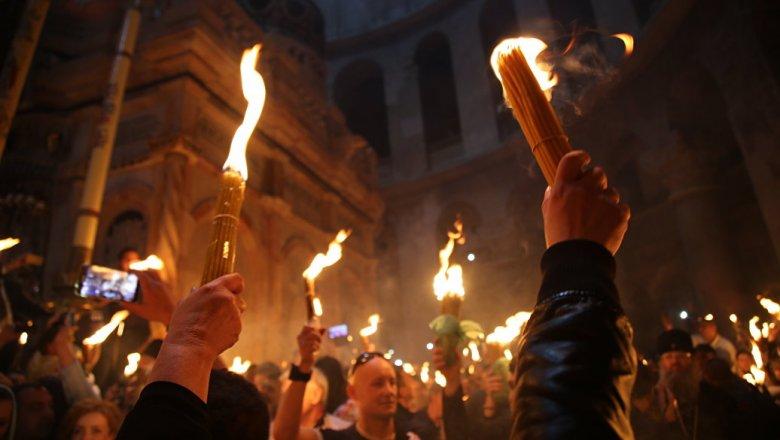 Священник объявил, что разгадал тайну схождения Благодатного огня