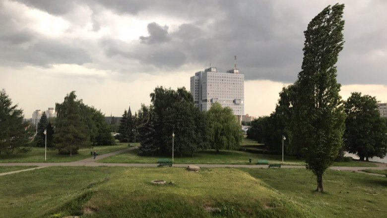 Майл ру калининград прогноз погоды