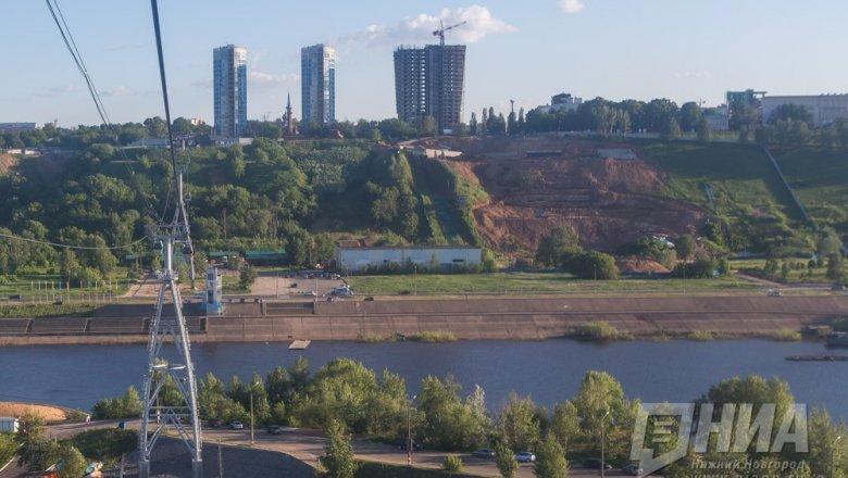 Новый трамплин вНижнем Новгороде построят ксередине 2019