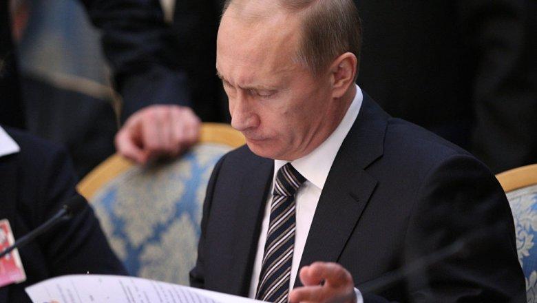 Путин подписал закон овведении в Российской Федерации tax free