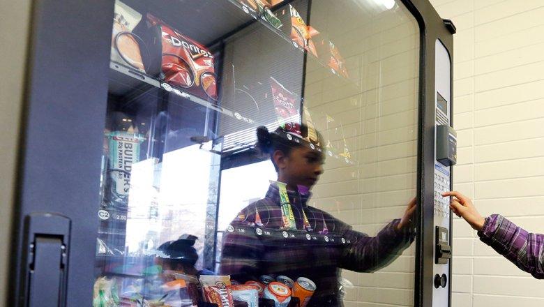 Впереходах метро появятся автоматы снапитками ицветами
