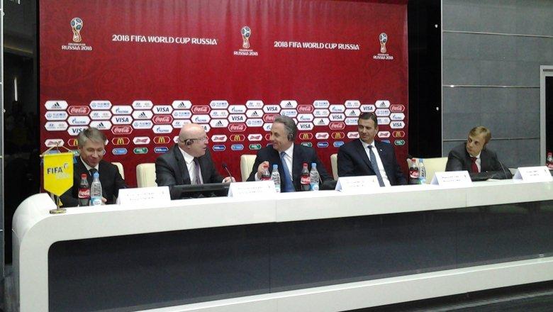 Следующий визит делегации ФИФА в Россию состоится в июле, его примет Москва