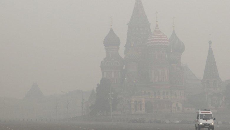 Русская жара вошла вмировой топ смертоносных бедствий