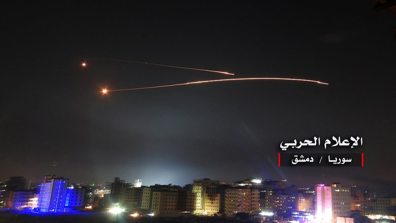 Иран и Израиль обменялись ударами Image33420036_ab3c7d06b19967f016ae0afbd5dbcc63