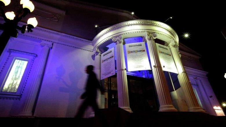 Ремонт втеатре «Современник» планируется закончить кдекабрю 2017г.