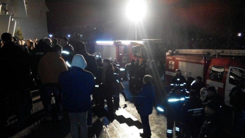 В итоге пожара вклубе воЛьвове пострадали 22 человека