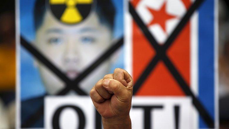 Южная Корея сотрет Пхеньян слица земли