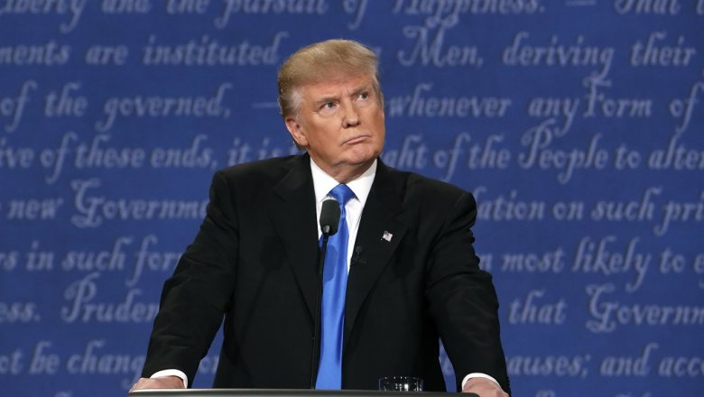 Впобеду Трампа неверил никто, кроме нас— Путин