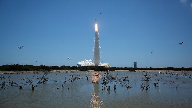 Экологи NASA: Космодром «Кеннеди» уйдет под воду