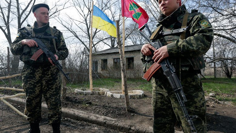 Жителя России задержали вУкраинском государстве якобы занезаконное пересечение границы