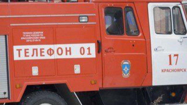 Пожарные спасли 30 человек вНовосибирске