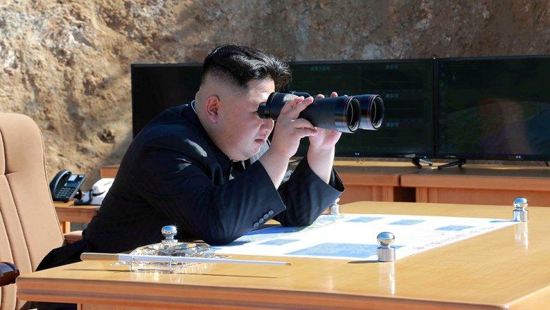 Yonhap: КНДР испытала ракету малой дальности